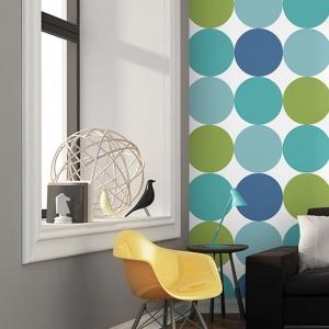 Minimal design fresh interior carpet brown sofa rendering