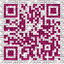 Fototapeta Young 35 - qr code, kod kreskowy, biblioteczka, książki, abstrakcja