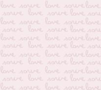 Fototapeta Junior 14 – love sowe, napisy różowe , teksty