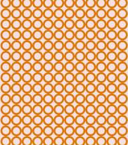 Fototapeta Junior 62 – rude, miedziane, pomarańczowe koła