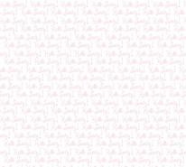 Fototapeta Junior 71 – różowe napisy teksty, hello sweety