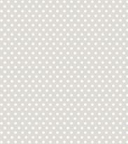 Fototapeta Junior 73 – białe groszki, kropki, szare tło