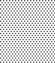 Fototapeta Junior 82 – czarne grochy, kropki, kółka