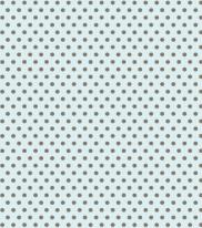 Fototapeta Junior 84 – szare groszki, niebieskie tło