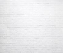 Fototapeta Salon 288 - cegły, mur, biała, ściana, mural