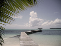 Fototapeta południowe klimaty 76 - morze, molo, plaża, tropiki