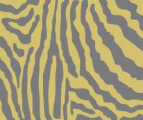 Fototapeta Salon 119 - panterka kolorowa, zebra, oliwkowa