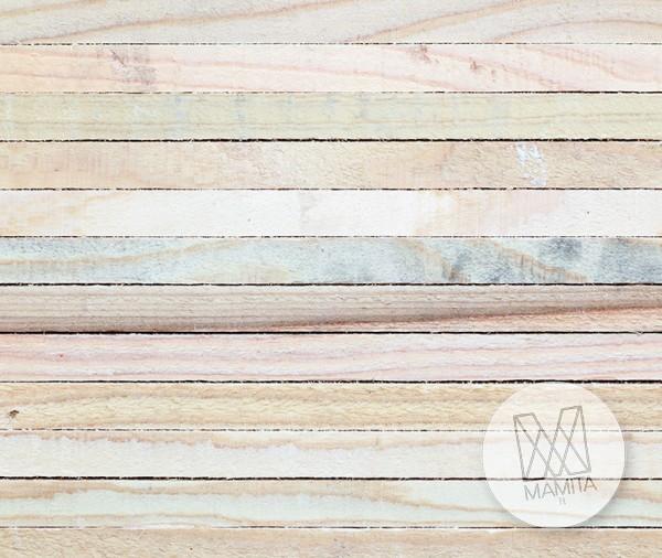 Fototapeta Salon 54 - kolorowe deski, panele, drewno