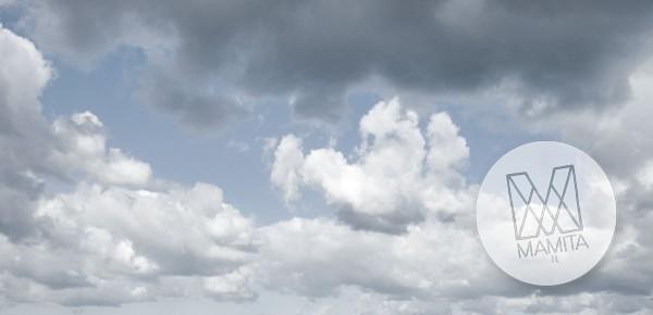 Fototapeta Salon 96 - niebo, chmury, niebieskie