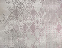 beton, wzory, szara ściana, dziergane, purple