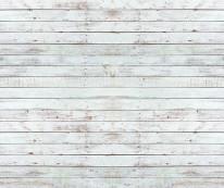 Fototapeta do kuchni 111 - białe drewno, natura, panele, deski