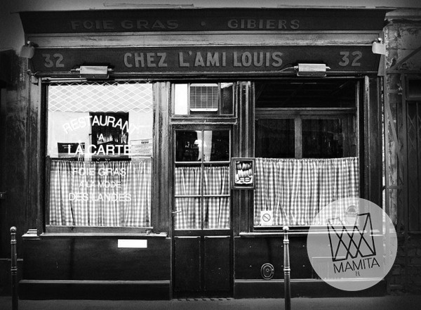 Fototapeta do kuchni 122 - witryna sklepowa, sklep, kawiarnia, restauracja, paryż