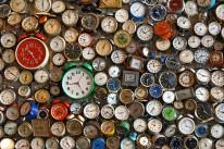 Fototapeta do kuchni 123 - zegarki, cyferblaty, zegary kuchenne