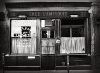 Fototapeta do kuchni 124 - witryna sklepowa, francuska, angielska