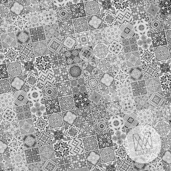 Fototapeta do kuchni 18 - mozaika, kafle, kafelki, ceramika hiszpańska