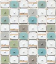 Fototapeta do kuchni 19 - szuflady, szufladki, apteczka, kredens, kolorowa