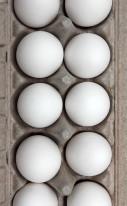 Fototapeta do kuchni 39 - jajka, kury, wygniotki, wygniotka