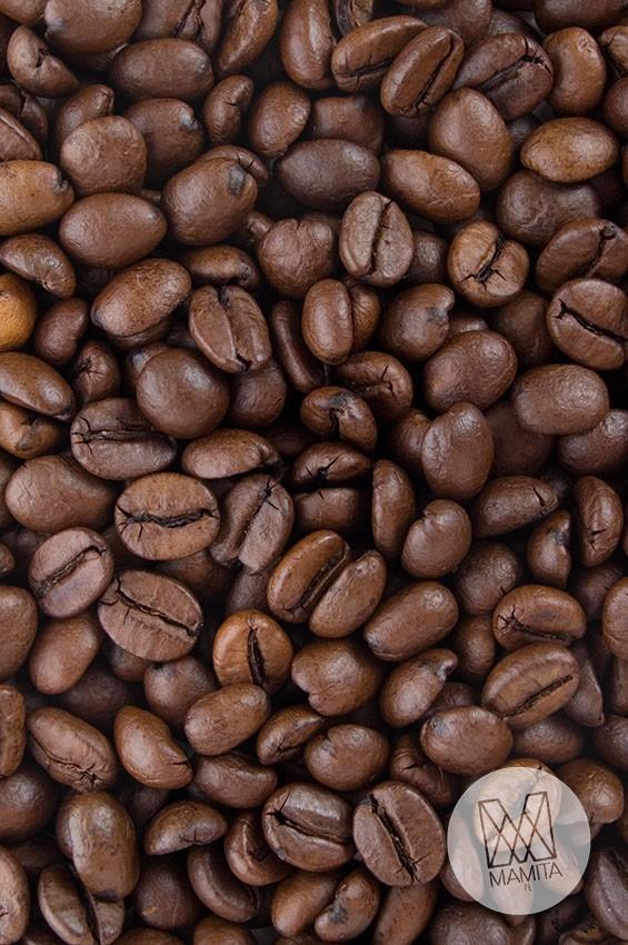 Fototapeta do kuchni 48 - ziarna kawy, kawa