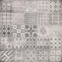 Fototapeta do kuchni 65 - włoska ceramika, hiszpańska mozaika