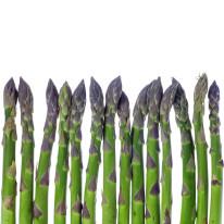 Fototapeta do kuchni 95 - szparagi, kwiaty szparagów, warzywa