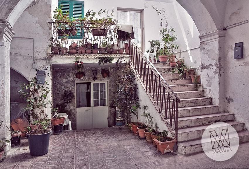 Fototapeta południowe klimaty 50  stara uliczka, grecja