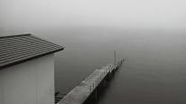 Fototapeta południowe klimaty 62 - pomost, jezioro