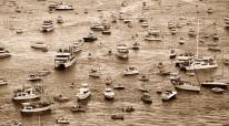 Fototapeta południowe klimaty 8 - statki, łódki, katamaran, marina, port, zatoka