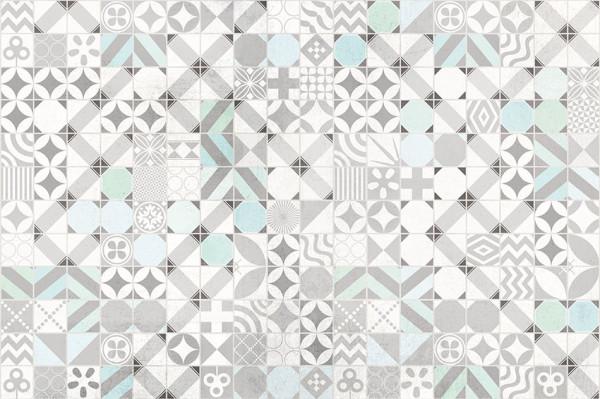 NOWOŚĆ 40- wzorki, płytki, kafle cementowe, patchwork, texture, przecierka, skos