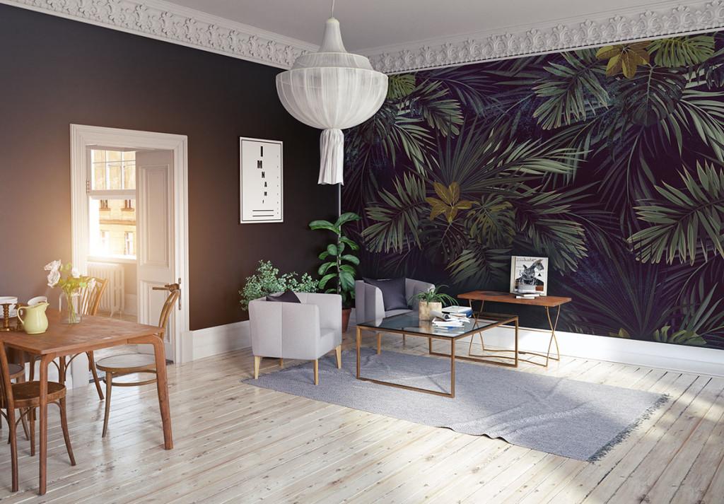 modern living room  interior.